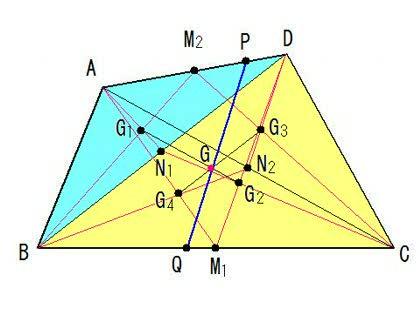 通報する 画像をクリックしてイメージを拡大 回答をシェアする 通報する 四角形の2等分線の問題で
