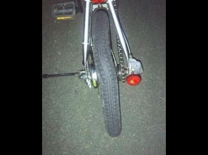 自転車の 自転車 タイヤ交換 前輪 : ... 自転車のタイヤの異音について