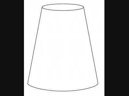 円錐の展開図面を描きたい - 数学・算数 解決済み  【OKWAVE】
