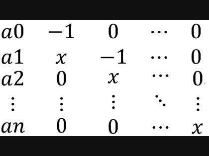 行列式 証明