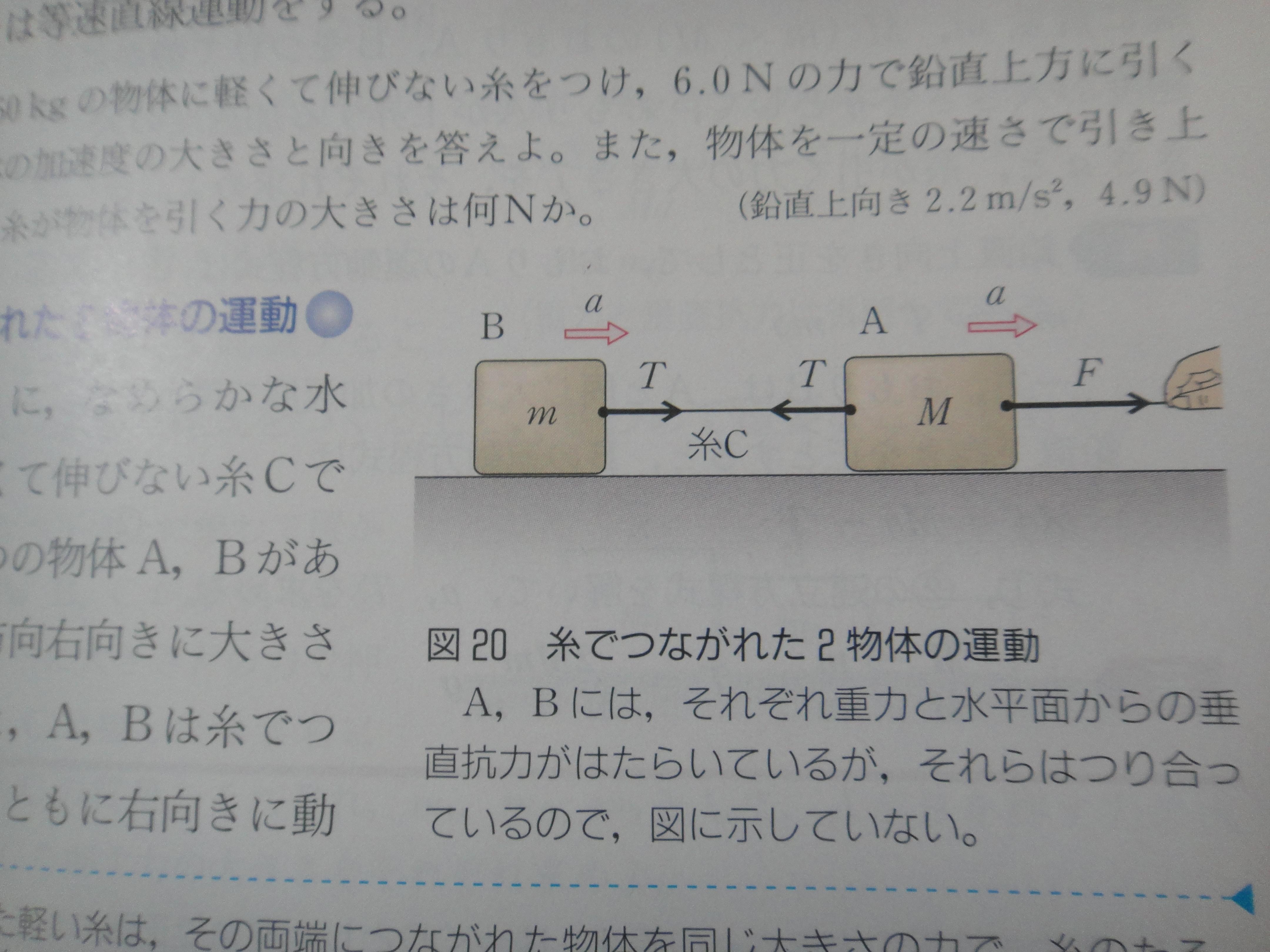 高校物理、運動方程式の応用 - OKWAVE
