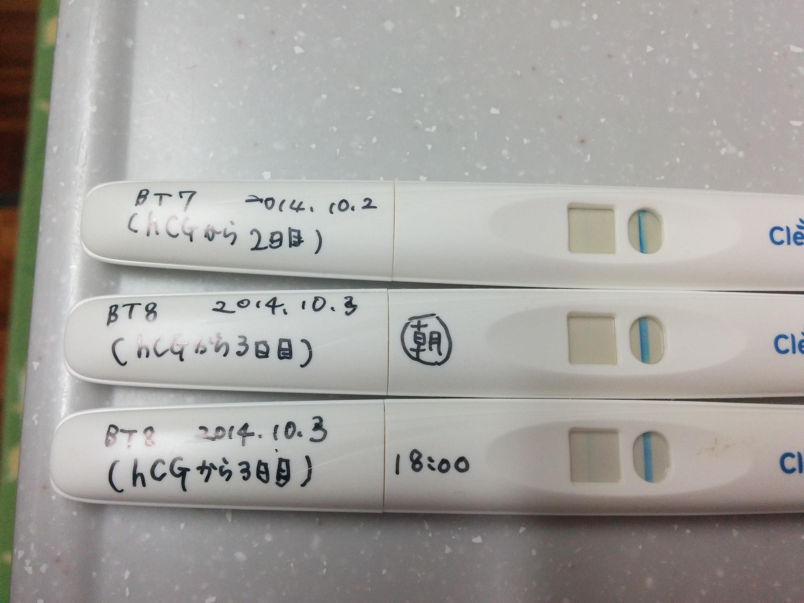 何日目 胚盤胞移植 フライング