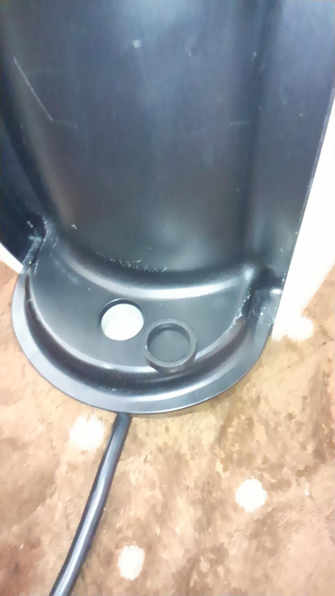 漏れ バリスタ 水