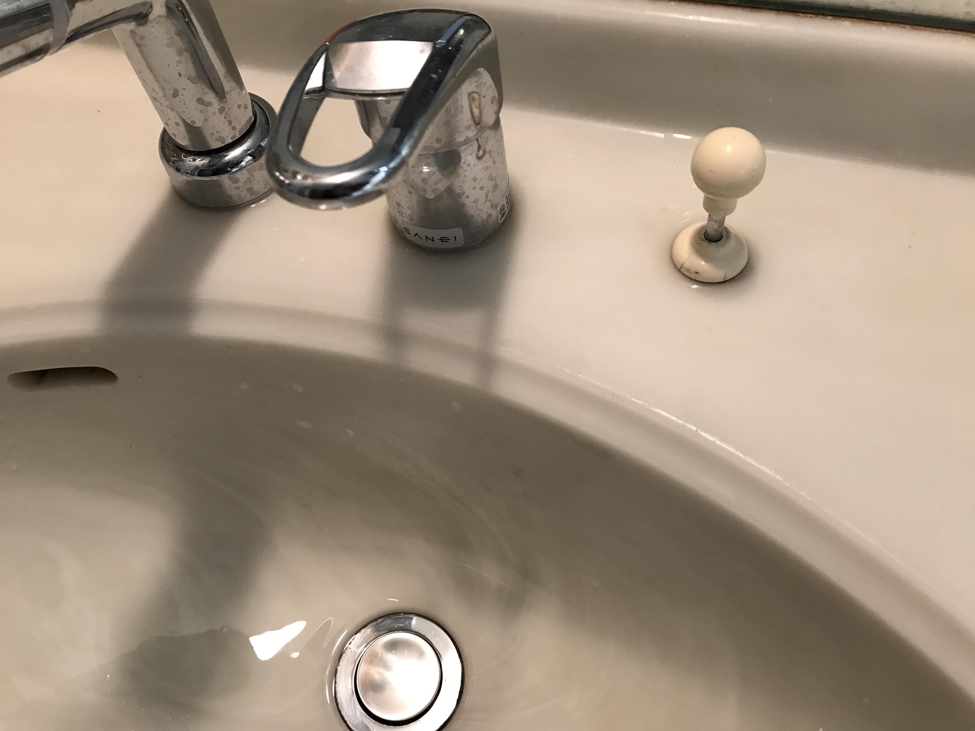 洗面台の水栓交換 - diy(日曜大工) 解決済み| 【okwave】