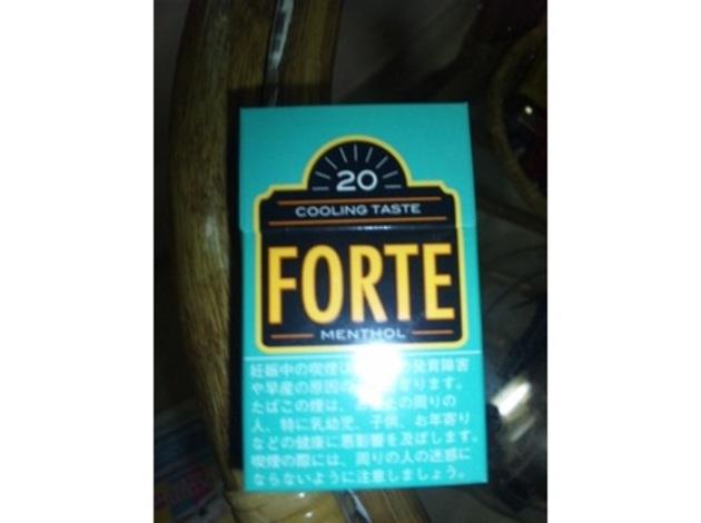 タバコ 種類 フォルテ