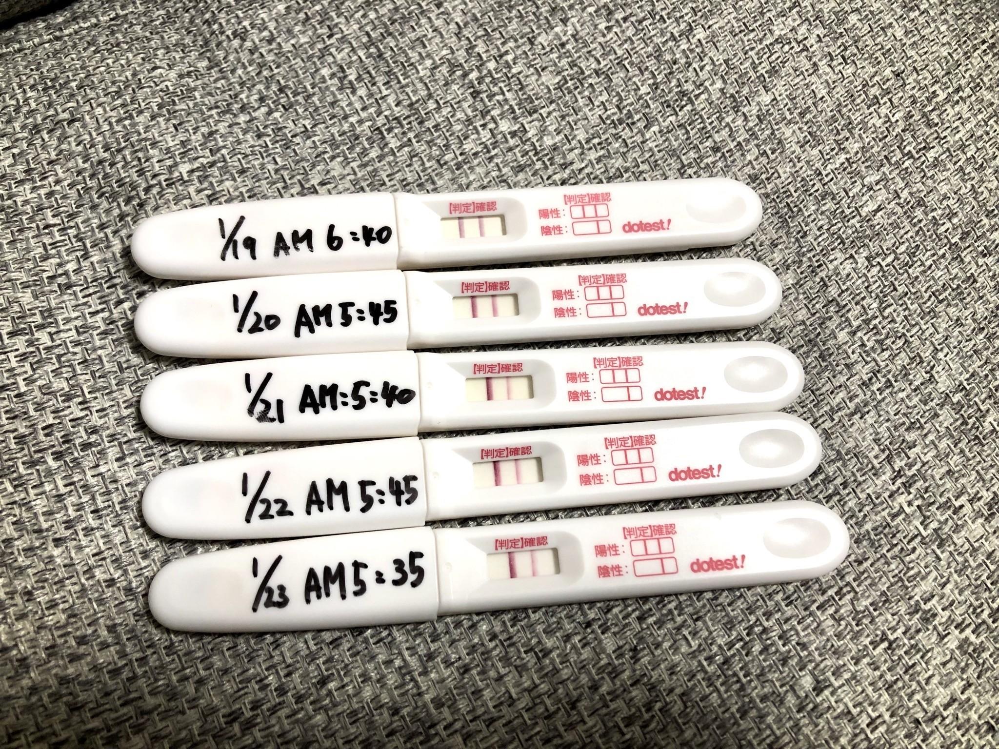 妊娠 薬 ドゥテスト 検査