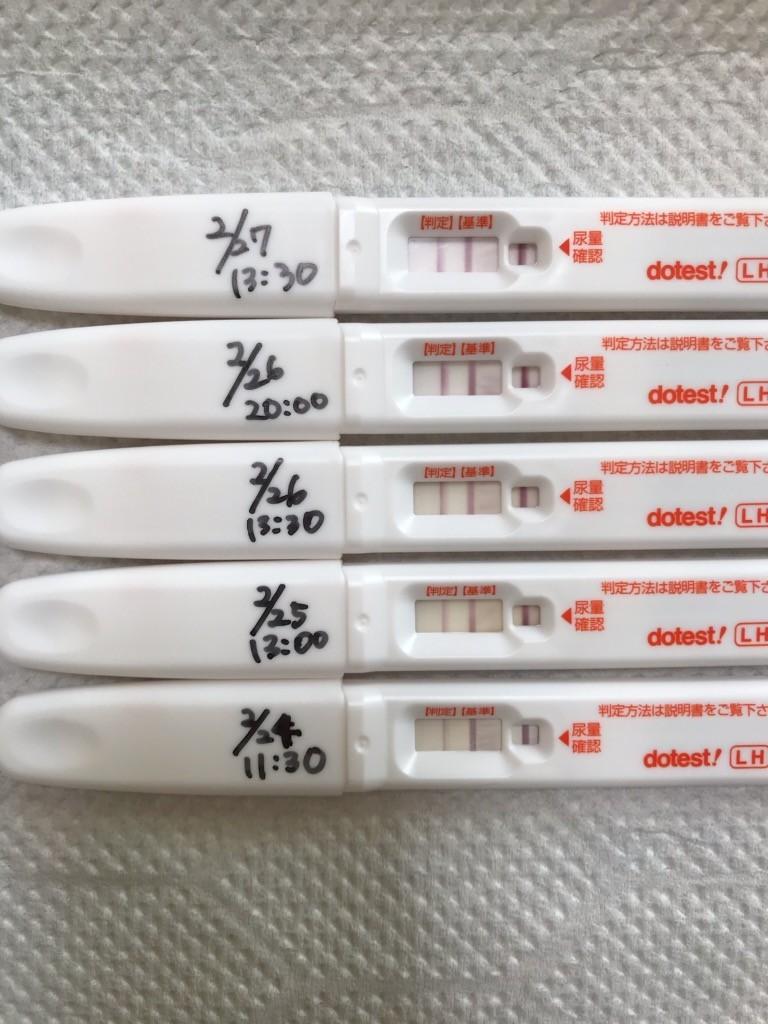 排卵 検査 薬 ドゥテスト