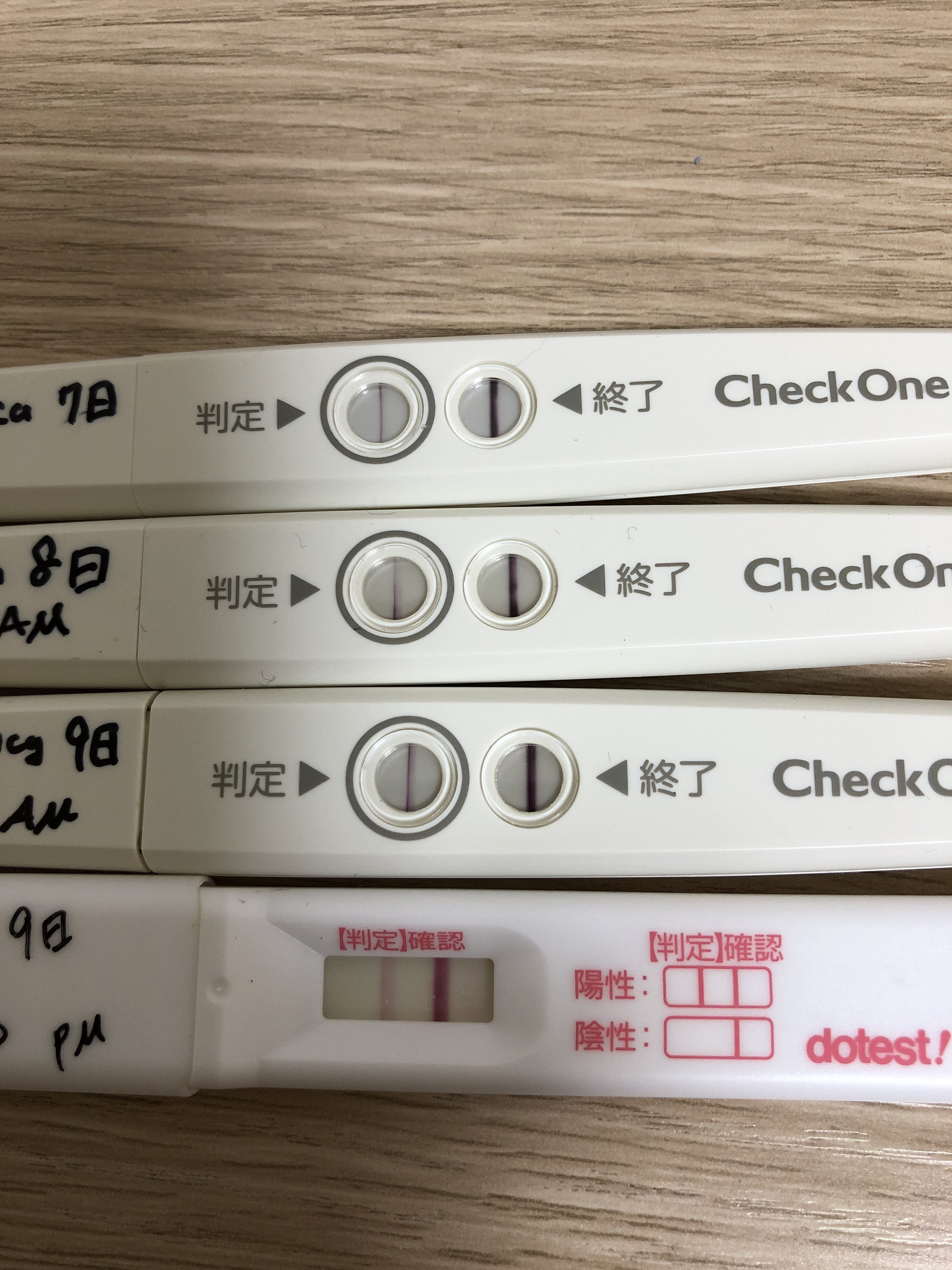 9 した 時 期 日 目 高温 妊娠