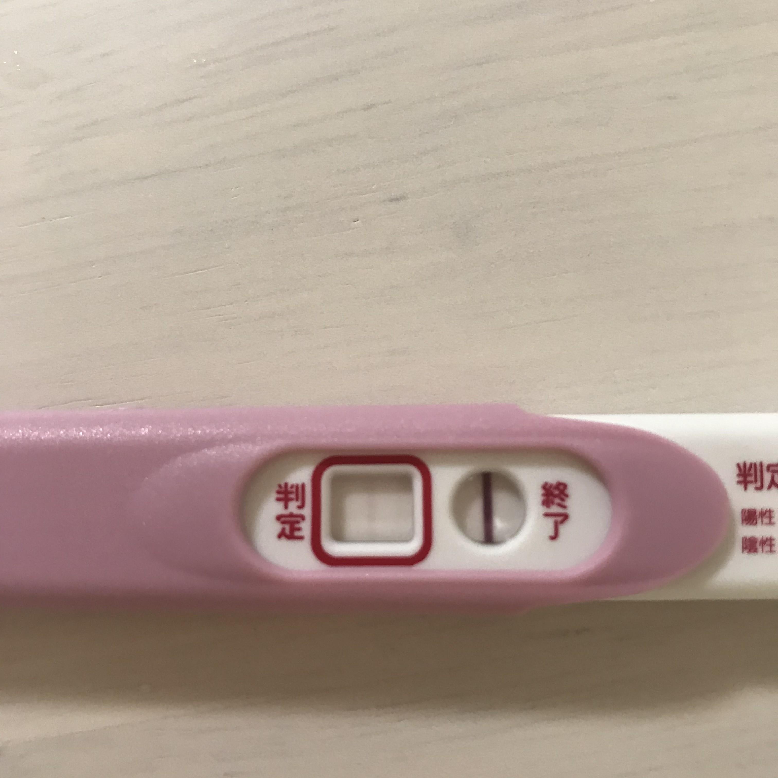 妊娠検査薬 生理予定日当日
