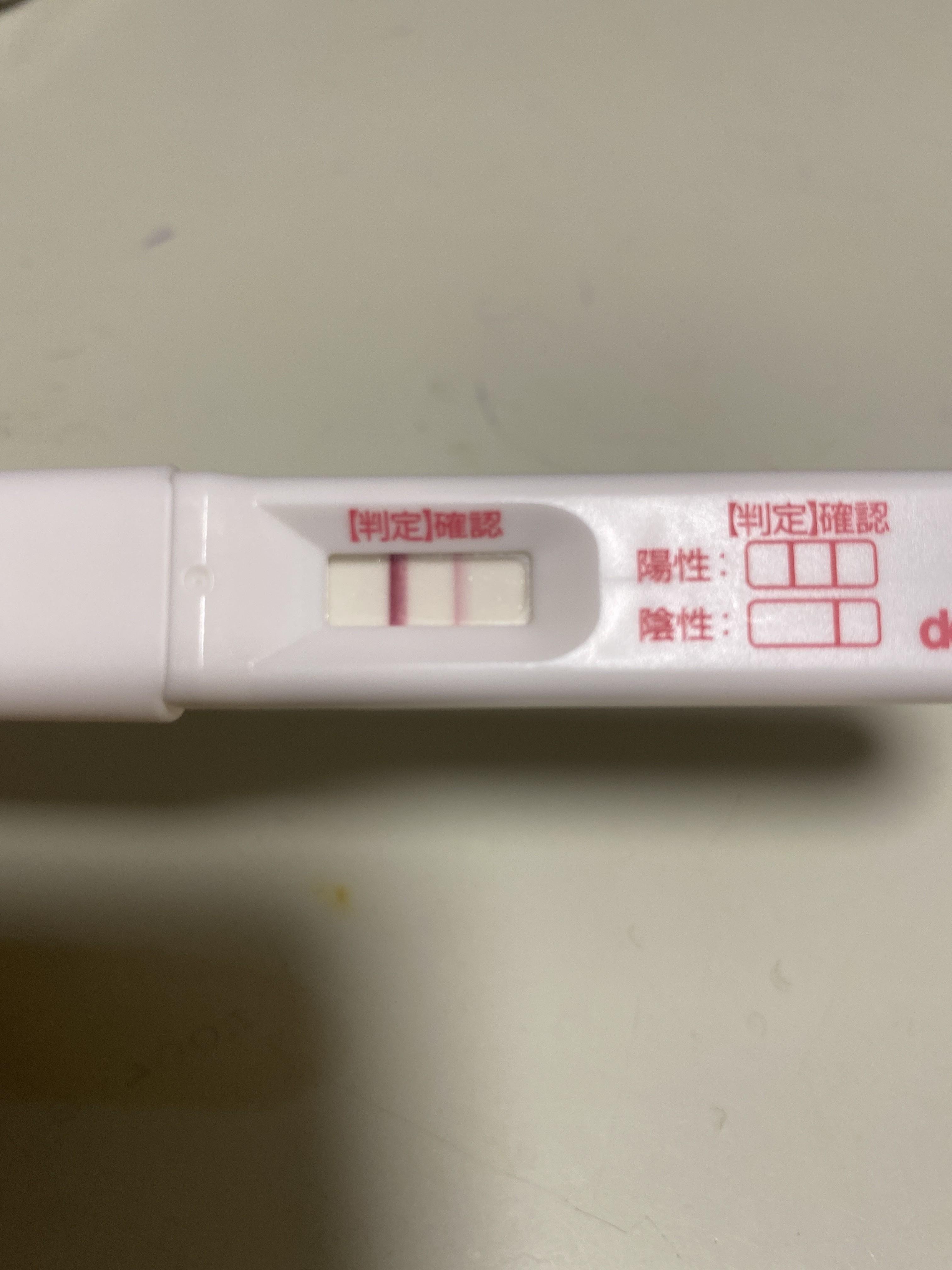 くっきり陽性 ドゥーテスト ラッキーテストとドゥーテストの陽性反応丨妊活サポート掲示板