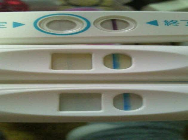 薄い クリアブルー 陽性 【画像あり】妊娠検査薬クリアブルーの陰性・陽性・蒸発線~完全ガイド