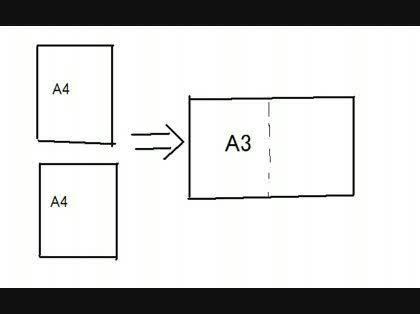 pdf a4 a3 変換 mac