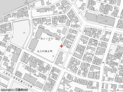 Vectorで地図から建築の配置図を作るには