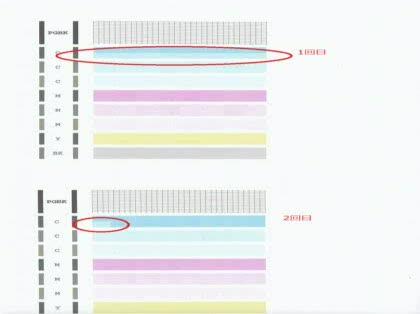 プリンタ印刷時の縞模様について - プリンター・スキャナー ...